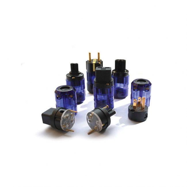 24 CT Gold Audiophile Grade Connectors